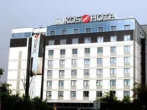 крышная установка для Сокос Отеля